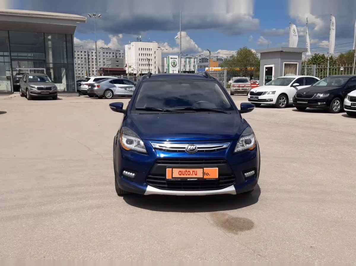 2017 Lifan X50, синий, 428000 рублей