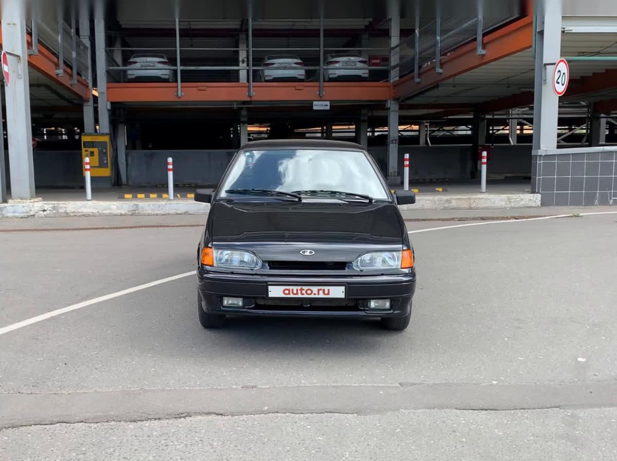 2008 LADA (ВАЗ) 2115, чёрный, 250000 рублей