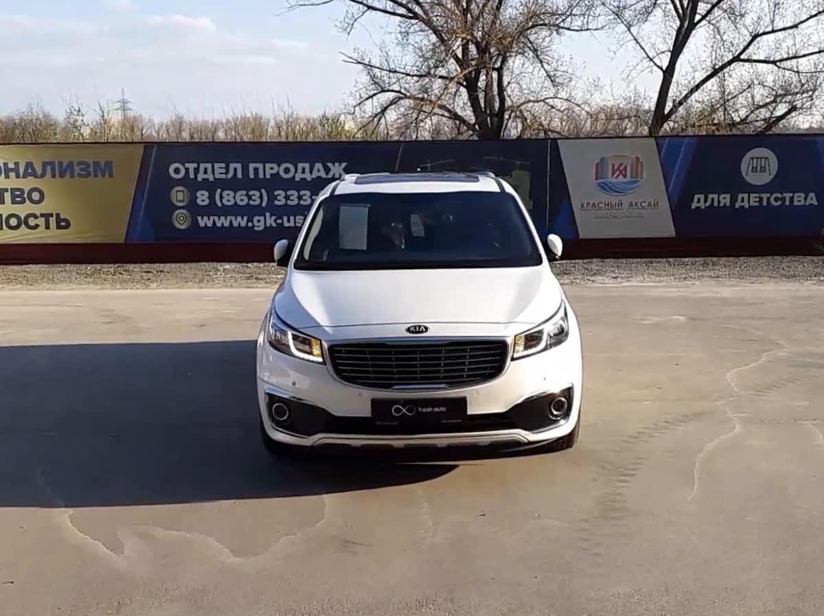 2019 Kia Carnival III, белый, 2459900 рублей