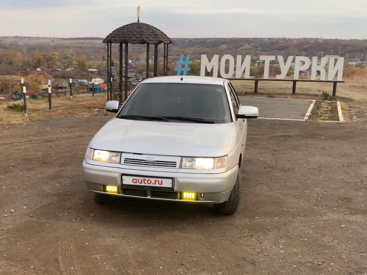 2007 LADA (ВАЗ) 2112, серебристый, 148000 рублей