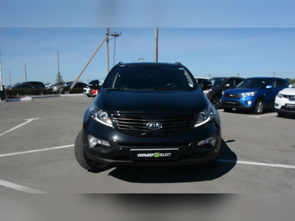 2013 Kia Sportage III, чёрный, 720000 рублей