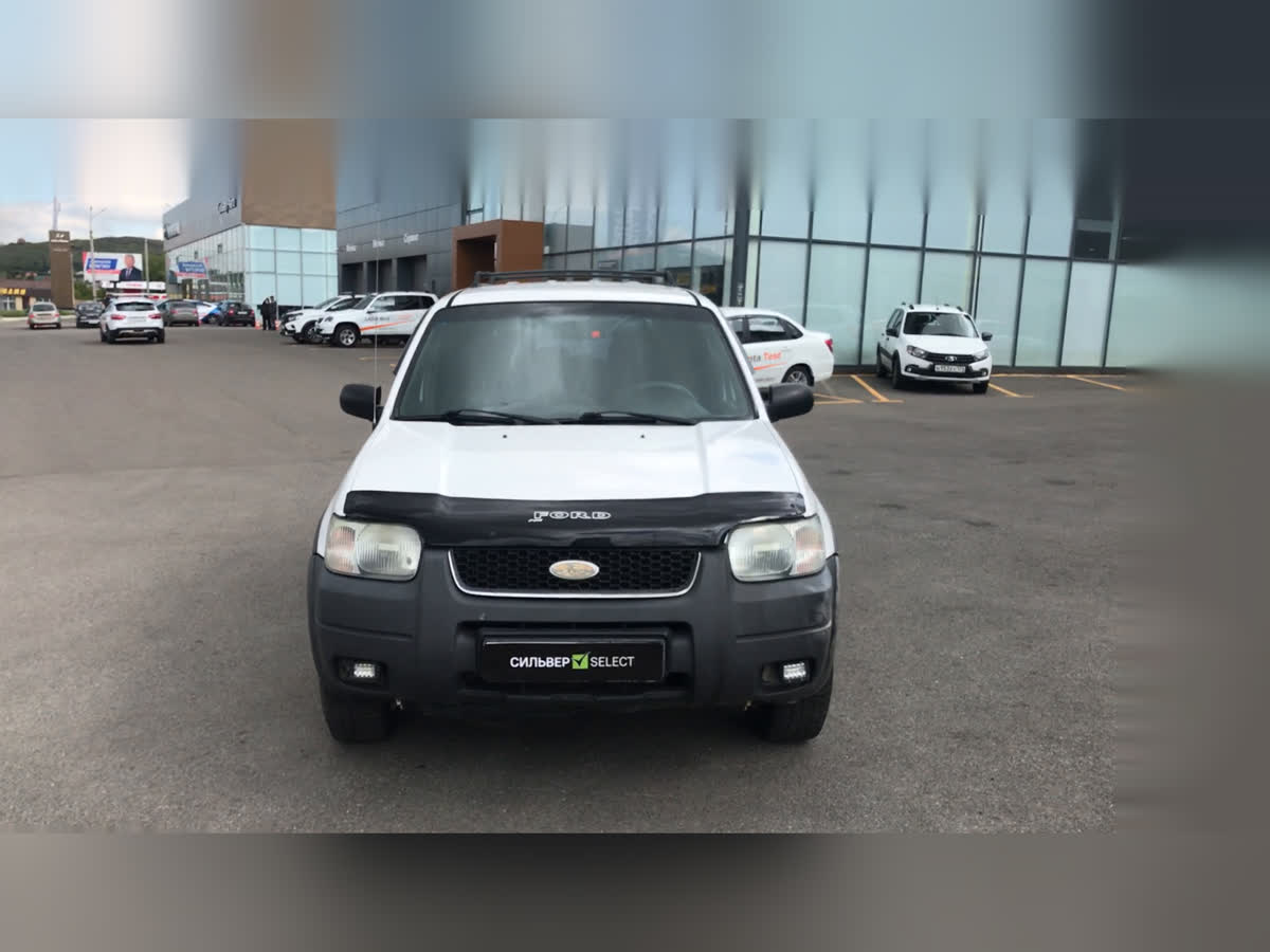 2002 Ford Maverick  II, белый, undefined рублей